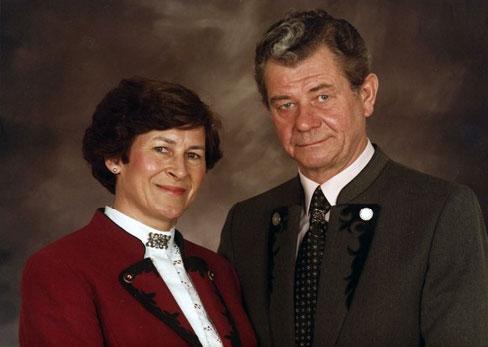 Lotte und Gustav Zeller