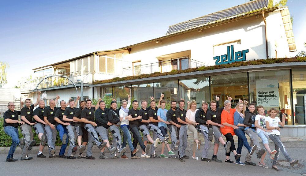 Zeller Team 2014